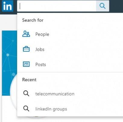 linkedin-search