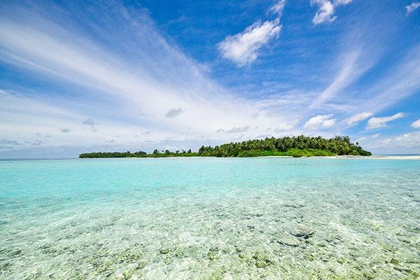 Finding Zen in the Maldives