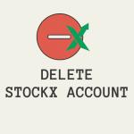 Cómo eliminar su cuenta de StockX